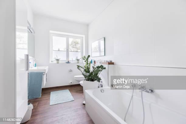 bathroom hdr - toalett byggnadskonstruktion bildbanksfoton och bilder