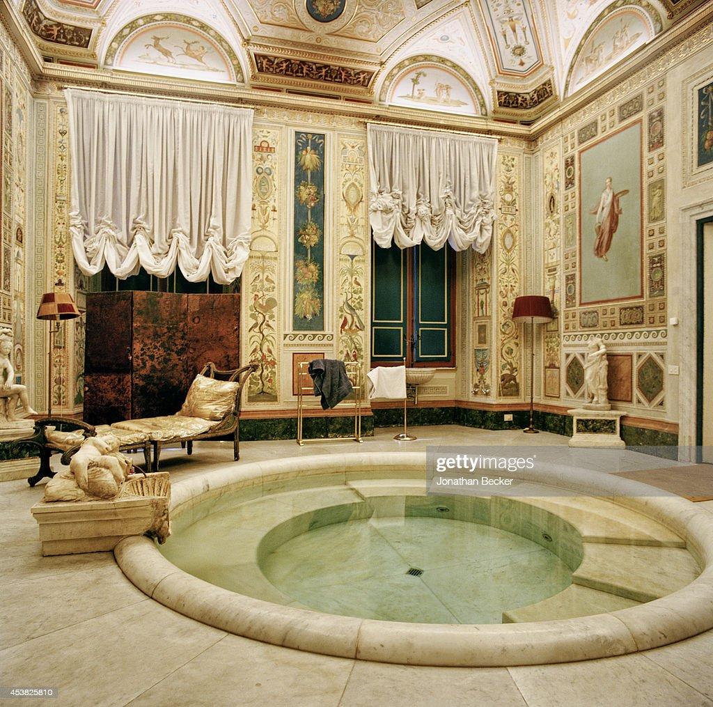 Prince Jonathan Doria Pamphilj, Vanity Fair, January 1, 2014 : News Photo