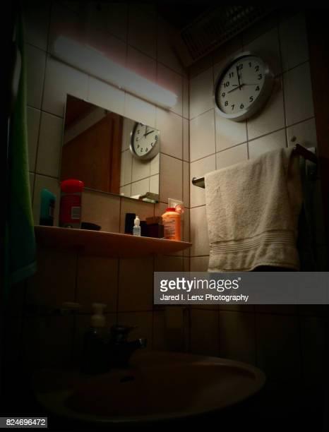 Bathroom Noir
