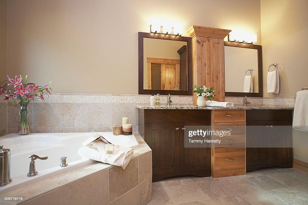 Bathroom : Bildbanksbilder