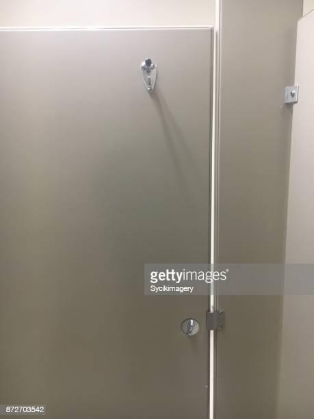 Bathroom stall door