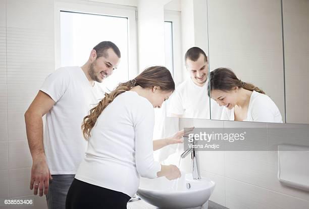 Tiempo de baño
