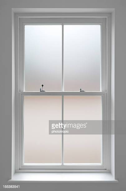 bathroom window - window frame stock pictures, royalty-free photos & images