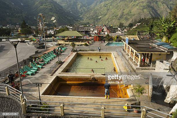 Baths of the Virgin hot springs