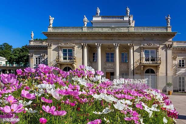 Baths Palace, Warsaw, Poland