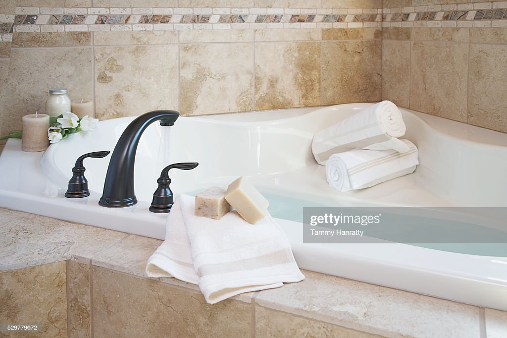 Bathtub : Foto de stock