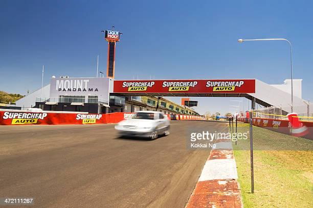 bathurst - mount panorama circuit - sponsra bildbanksfoton och bilder