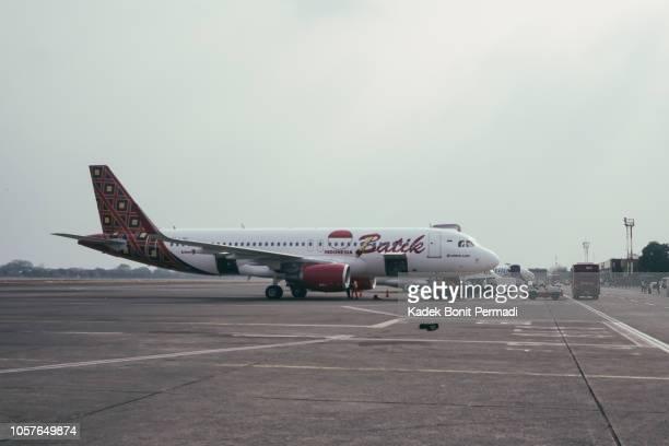 Batik Air Airplane