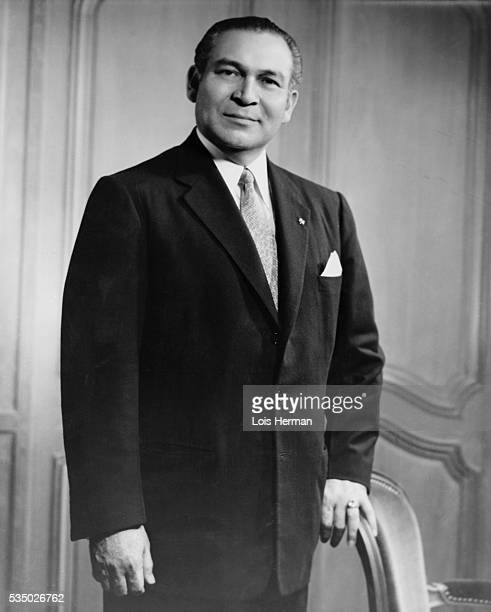 Batista served as Cuban dictator and president from 19401944 Batista was reelected President in 1954 and overthrown by Castro in 1959