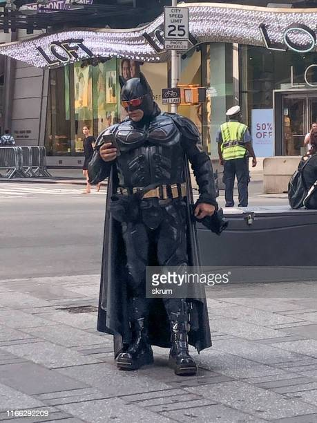 batman getting orders - batman stock pictures, royalty-free photos & images