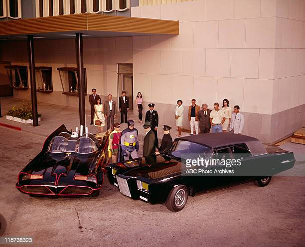 HORNET Batman/The Green Hornet Crossover Episode 'A Piece of the Action/Batman's Satisfaction' Airdates March 1 2 1966 BURT WARD ADAM WEST VAN...