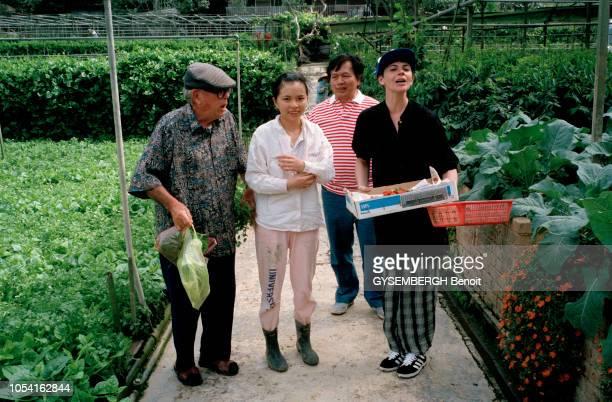 Béatrice SAUBIN une Française qui avait été condamnée à mort en 1982 en Malaisie pour trafic de drogue et dont la peine avait été commuée en prison à...