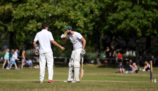 GBR: Competitive Village Cricket Returns