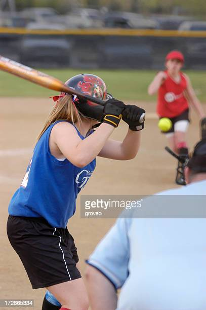 batter up - batting sports activity stock pictures, royalty-free photos & images
