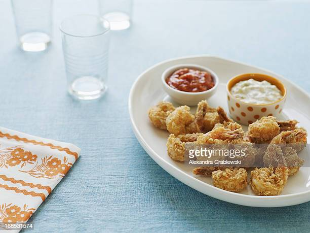 Battered Shrimp Appetizer