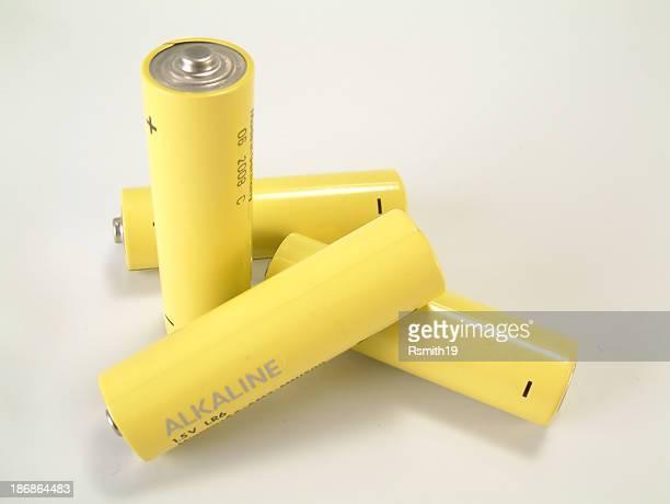Batteries, AA 1