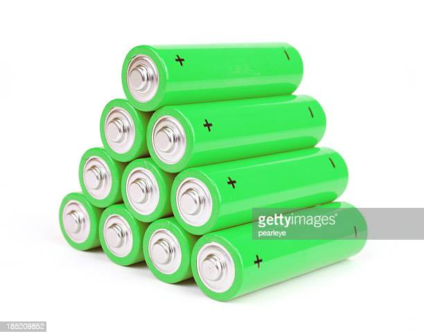 batteries - alkaline stock pictures, royalty-free photos & images