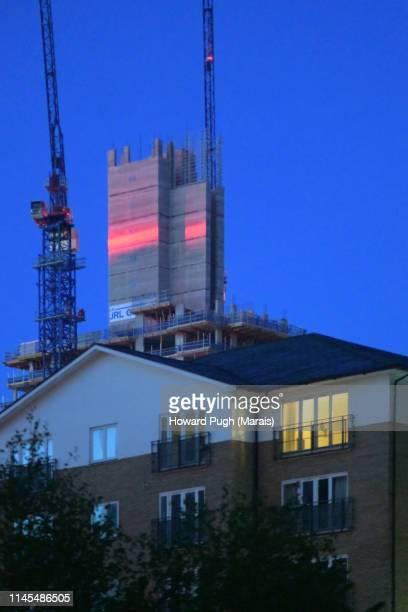 Battersea MIxed Dawn Light