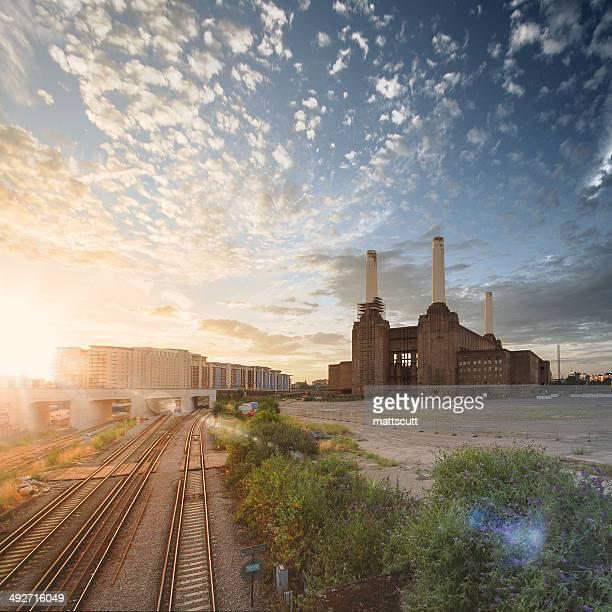 Battersea Power Station, London, England, UK