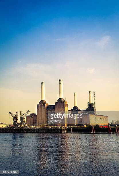 battersea power station, london - battersea stock pictures, royalty-free photos & images