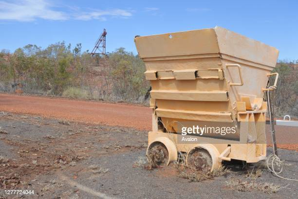 Battery Hill Mining in Tennant Creek Northern Territory Australia.