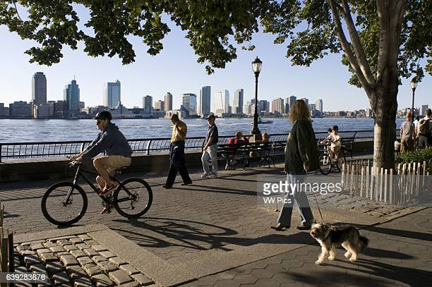 Battery Park is a wonderful place for cycling The name comes from the artillery of the Netherlands and British who settled there in order to protect...