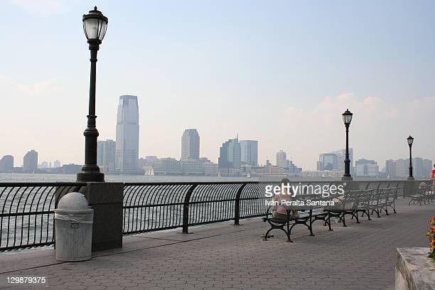 Battery park - New York City