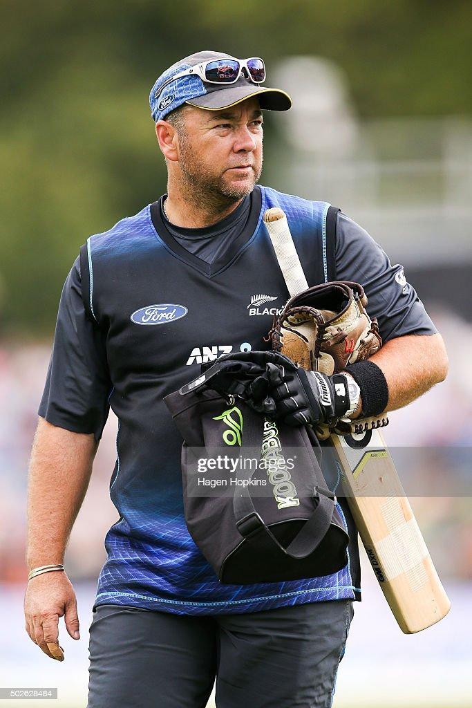 New Zealand v Sri Lanka - Game 2