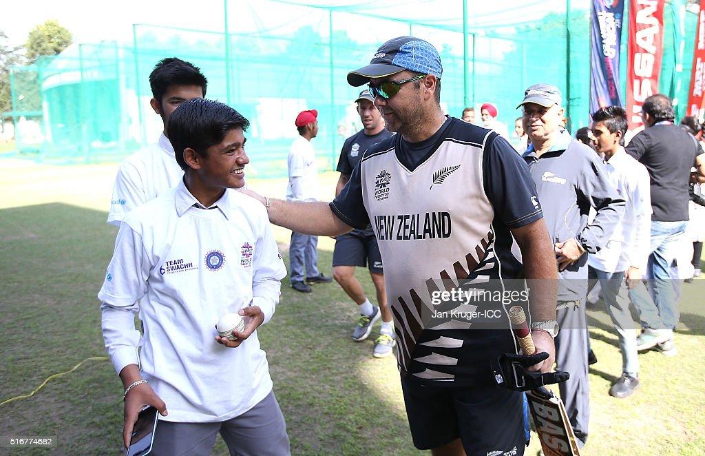 ICC World Twenty20 India 2016: Team Swachh Clinic - New Zealand