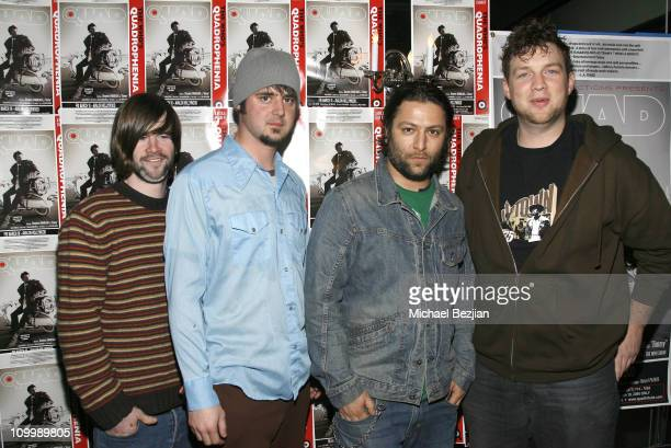 Battle Alaska during Quadrophenia Musical Theatre Performance at The Avalon in Hollywood California United States