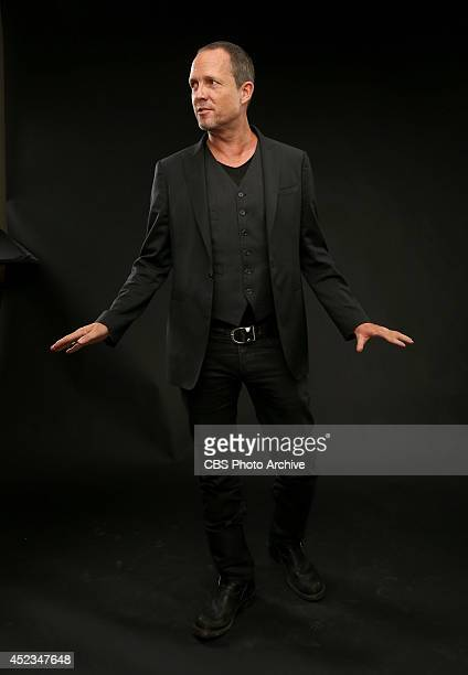CBS' 'Battle Creek' actor Dean Winters poses for a portrait during CBS' 2014 Summer TCA tour at The Beverly Hilton Hotel on July 17 2014 in Beverly...