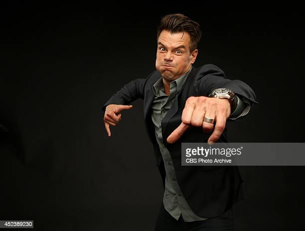 CBS' 'Battle Creek' actor Josh Duhamel poses for a portrait during CBS' 2014 Summer TCA tour at The Beverly Hilton Hotel on July 17 2014 in Beverly...