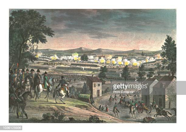 Battle near Lutzen 2 May 1813 With a PrussoRussian army of some 100000 men moving on a small French force at Leipzig Napoleon Bonaparte decided to...