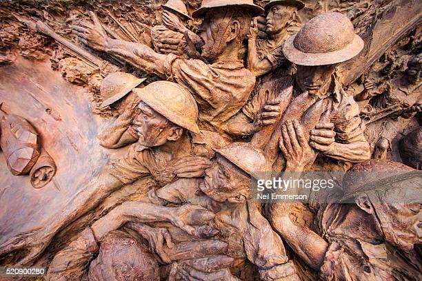 Battle of Britain Memorial, London, UK