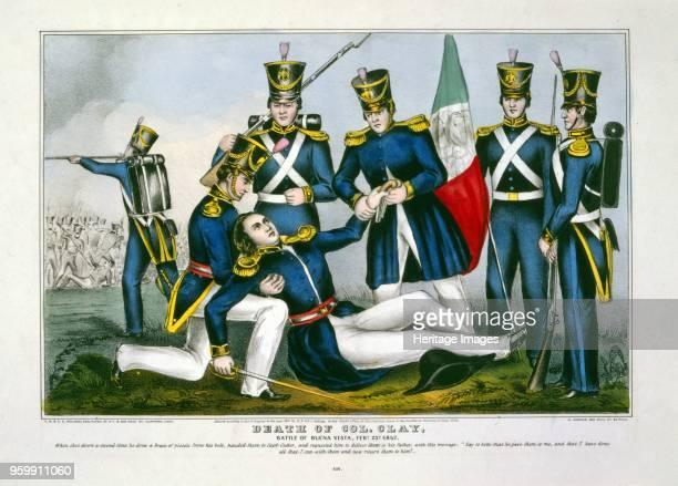 Battle of Buena Vista 22 - 23 February, 184; Henry Clay Jr. 1811 - 1847;. )