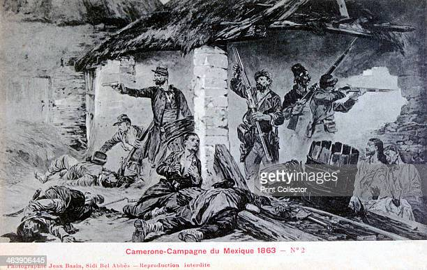 Battle of Camerone campaign of Mexico Fought on 30 April 1863 the Battle of Camarón established the legendary status of the French Foreign Legion as...