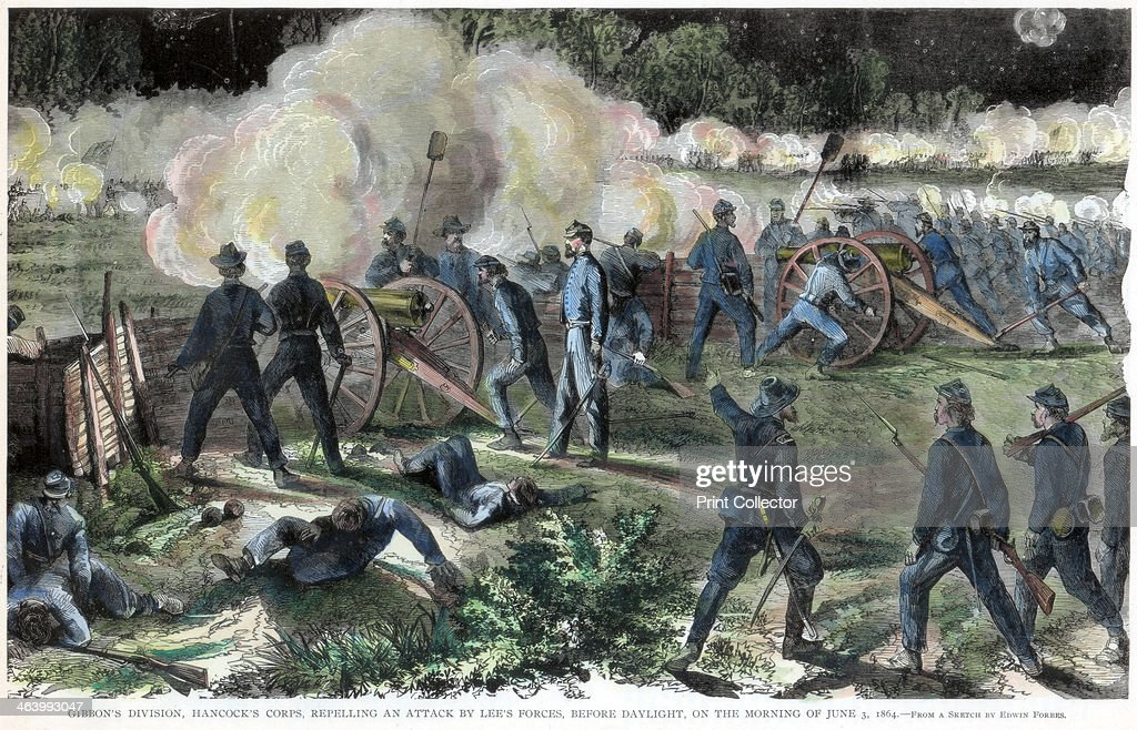 the battle of cold harbor essay May 31,1864 - after sparring along the totopotomoy northeast of richmond, grant ordered major general philip sheridan's cavalry to move south and capture the crossroads at old cold harbor.