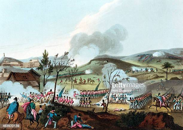 Battle of Corunna , Peninsular War, Spain 16 January 1809 . Retreating from a much larger French army, the British under General Sir John Moore were...