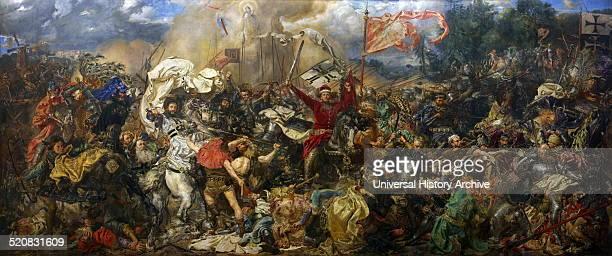Battle of Grunwald by Jan Matejko The Battle of Grunwald First Battle of Tannenberg or Battle of Žalgiris was fought on 15 July 1410 during the...