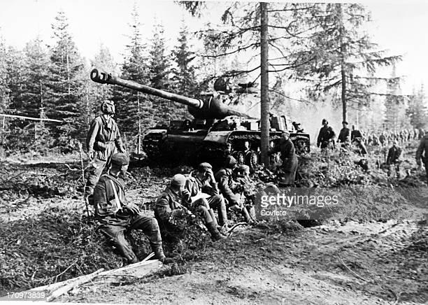 Battle of kursk on the front roads world war ll