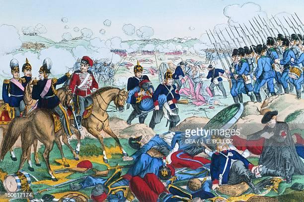 Battle of Metz 1870 FrancoPrussian War France 19th century