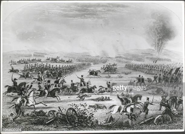 Battle of Salamanca, Salamanca.