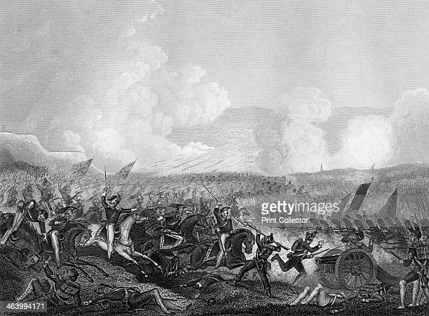 Battle of Salamanca, Spain, 22 July 1811 . The Battle of Salamanca was an important victory in the Peninsular War for an Anglo-Portuguese army under...