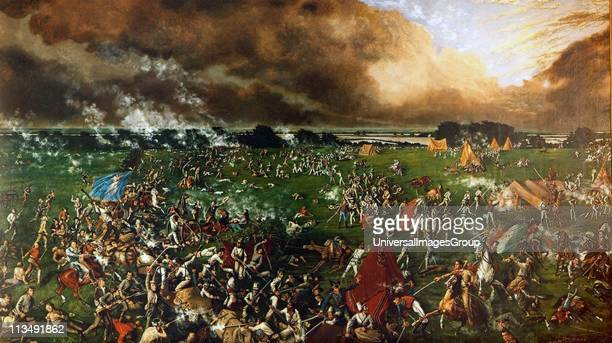 Battle of San Jacinto 21 April 1836 Texas War of Independence also called the Texas Revolution Mexicans led by Santa Anna defeated in 12 minutes by...