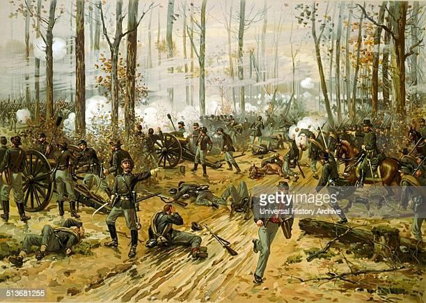 Battle of Shiloh by Thure de Thulstrup The Battle of Shiloh also known as the Battle of Pittsburgh Landing was a major battle in the Western Theatre...