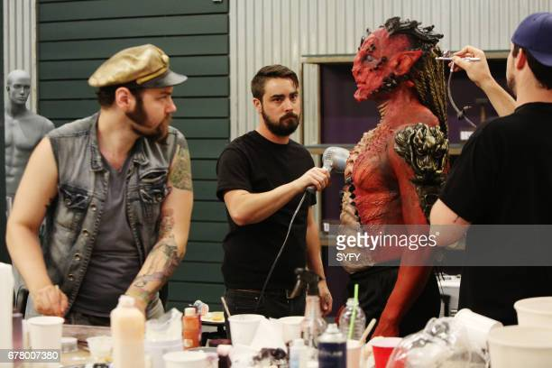 OFF 'Battle of the Beasts' Episode 1114 Pictured Cig Neutron Evan Hedges