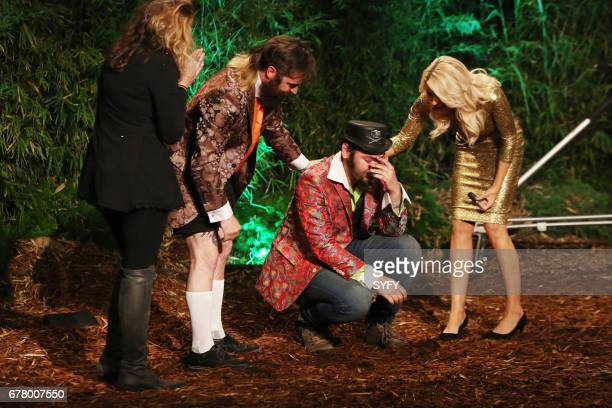 OFF 'Battle of the Beasts' Episode 1114 Pictured Emily Serpico George Troester III Cig Neutron McKenzie Westmore
