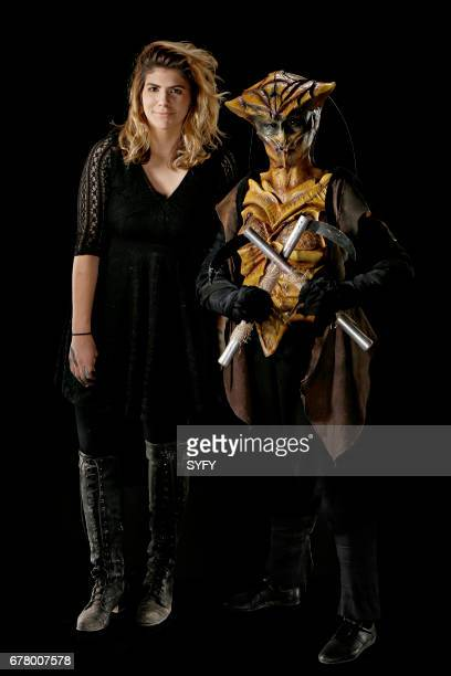 OFF 'Battle of the Beasts' Episode 1114 Pictured Emily Serpico