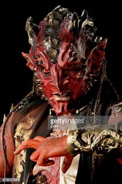 OFF 'Battle of the Beasts' Episode 1114 Pictured Makeup by Cig Neutron