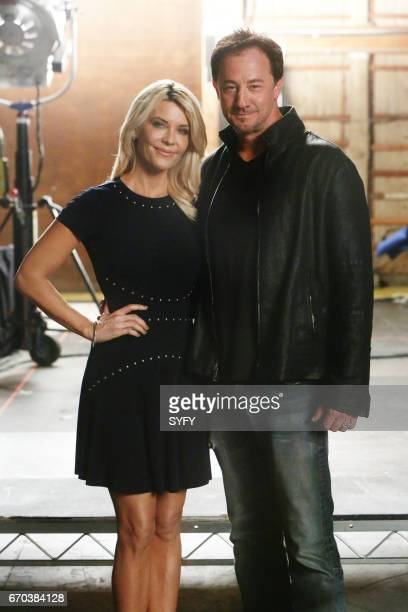 OFF 'Battle of the Beasts' Episode 1114 Pictured McKenzie Westmore Jeff Wolfe